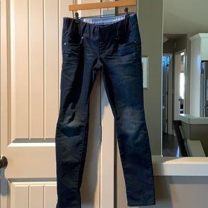 Gap maternity jean size 4 in always skinny